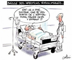 infection nosocomiale