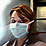 Grippe A : j'ai passé 24h avec un masque