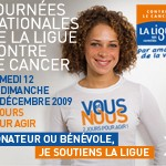 Journées nationales contre le cancer