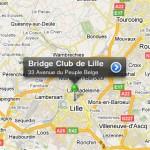 Géolocaliser un défibrillateur sur son iPhone : «Défibrillateurs en France»