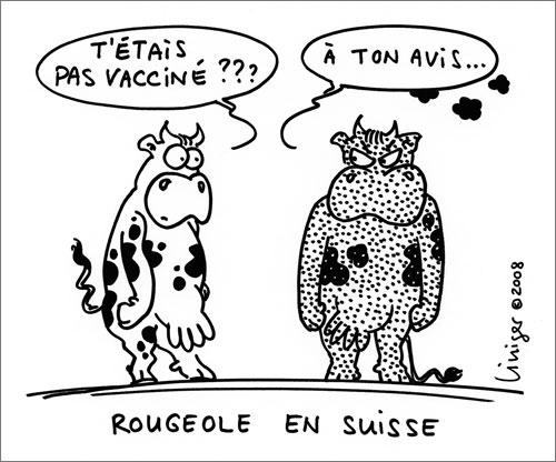 vaccin rougeole