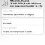 medEquiv sur iPhone