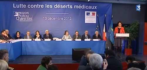 Le Pacte « Territoire – Santé » de Marisol Touraine : 12 mesures contre la désertification médicale