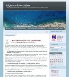 Rgime Mditerranen - L'actualit scientifique sur les bienfaits de lalimentation des pays mditerranens