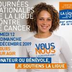 Journées nationales contre le cancer