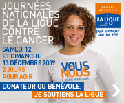 journée nationale contre le cancer