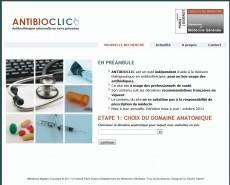ANTIBIOCLIC Antibiothéraphie rationnelle en soins primaires