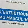 Esthetique au masculin - Dr Goursac
